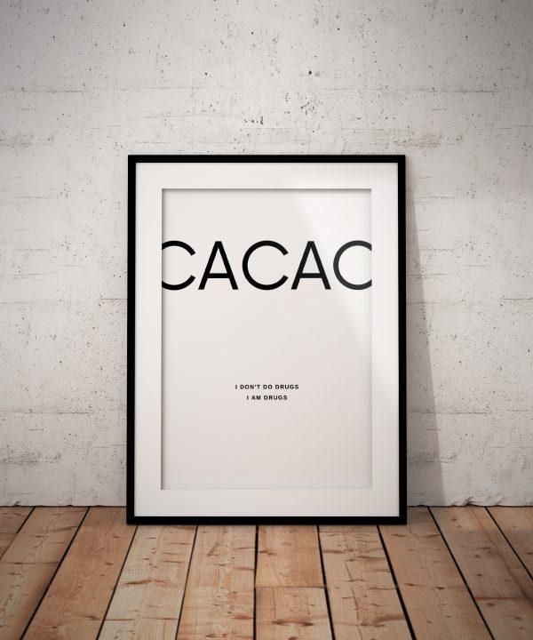 cocochanelplakat-quotesposter-blackandwhiteposter-minimalwallart-graphicdesign