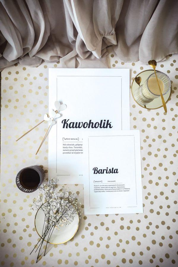 coffeequotes-coffeeposter-coffeeholicillustartion-caffeeposter-kawawdomu-kawiarka